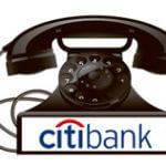 Телефоны Ситибанка