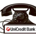 Телефоны ЮниКредит Банка
