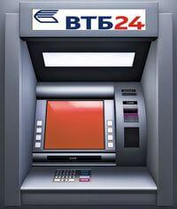 Банкоматы банка ВТБ 24