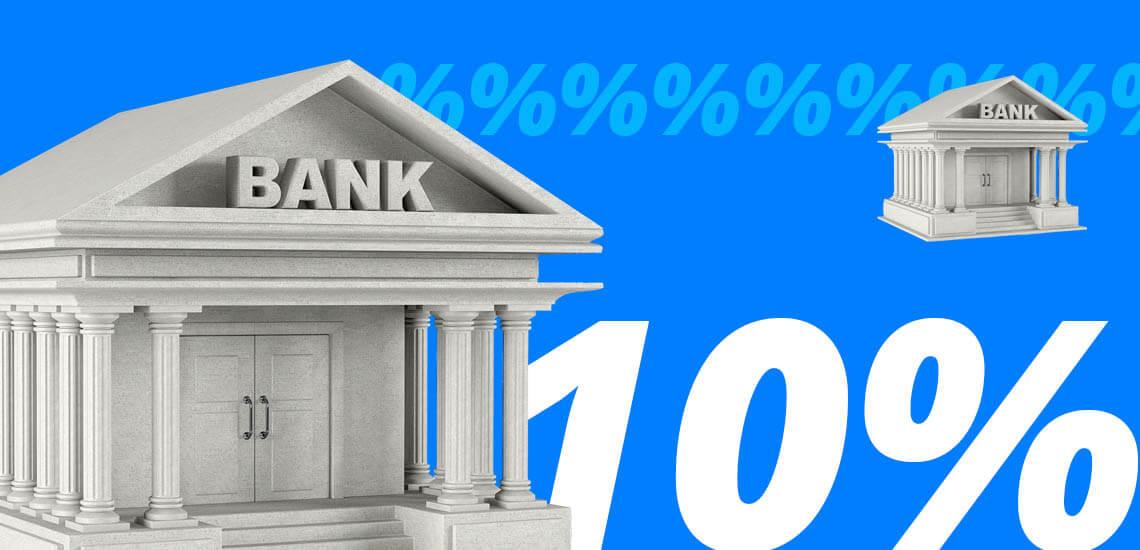 10 банков, где можно взять кредит под 10% годовых