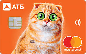 Кредитная карта Абсолютный 0 АТБ