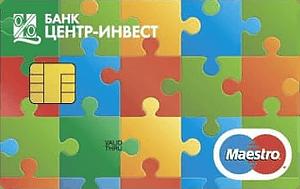 Кредитная карта Классическая банка Центр-инвест