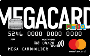 Кредитная карта MEGACARD Кредит Европа Банк